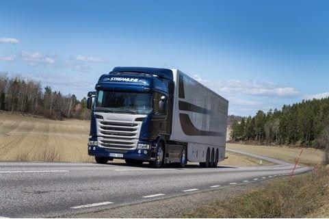 Scania levererar 220 biodieseldrivna Euro 6 lastbilar till Österrikiska transportföretag