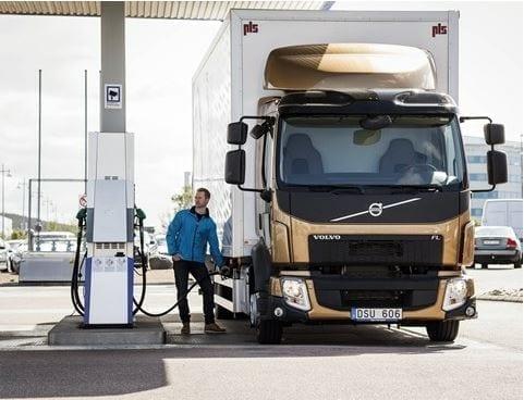 Volvo lastvagnar certifierar samtliga motorer för HVO