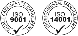 ISO certificeringer