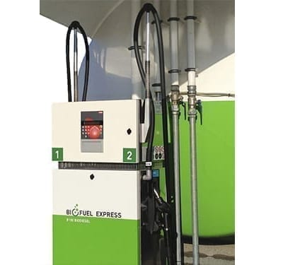 Biofuel Express pumpe