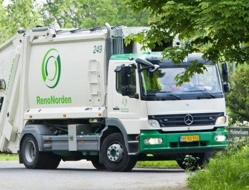 HVO – från avfall till sopbilens fossilfria bränsle