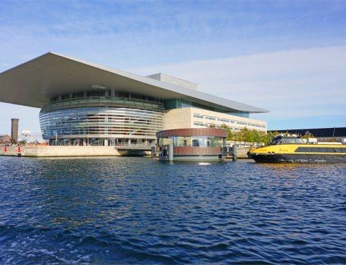 Ta färjan till operan i Köpenhamn med Neste MY Förnybar Diesel HVO