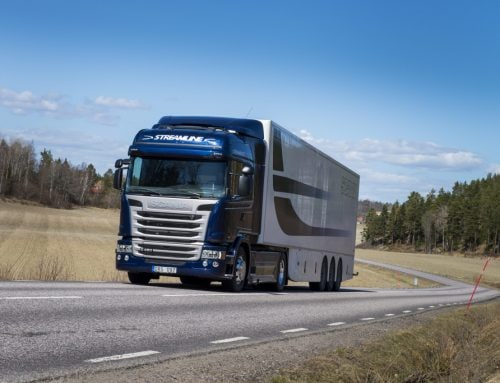 Scania rekommenderar byte till fossilfri B100 Biodiesel RME