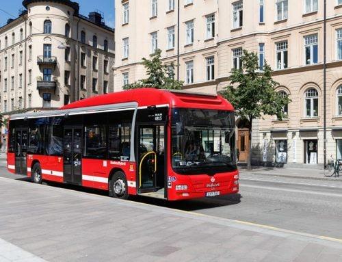 Stockholm är världens första huvudstad med 100% fossilfri busstrafik