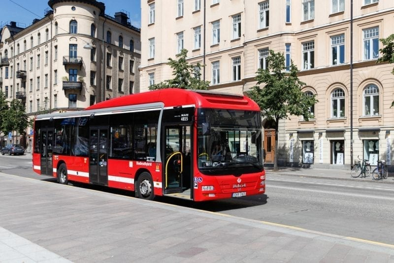 fossilfri bustrafik