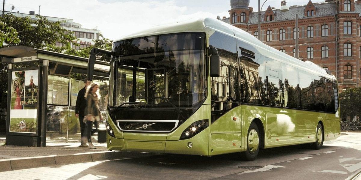 Fossilfri bustransport