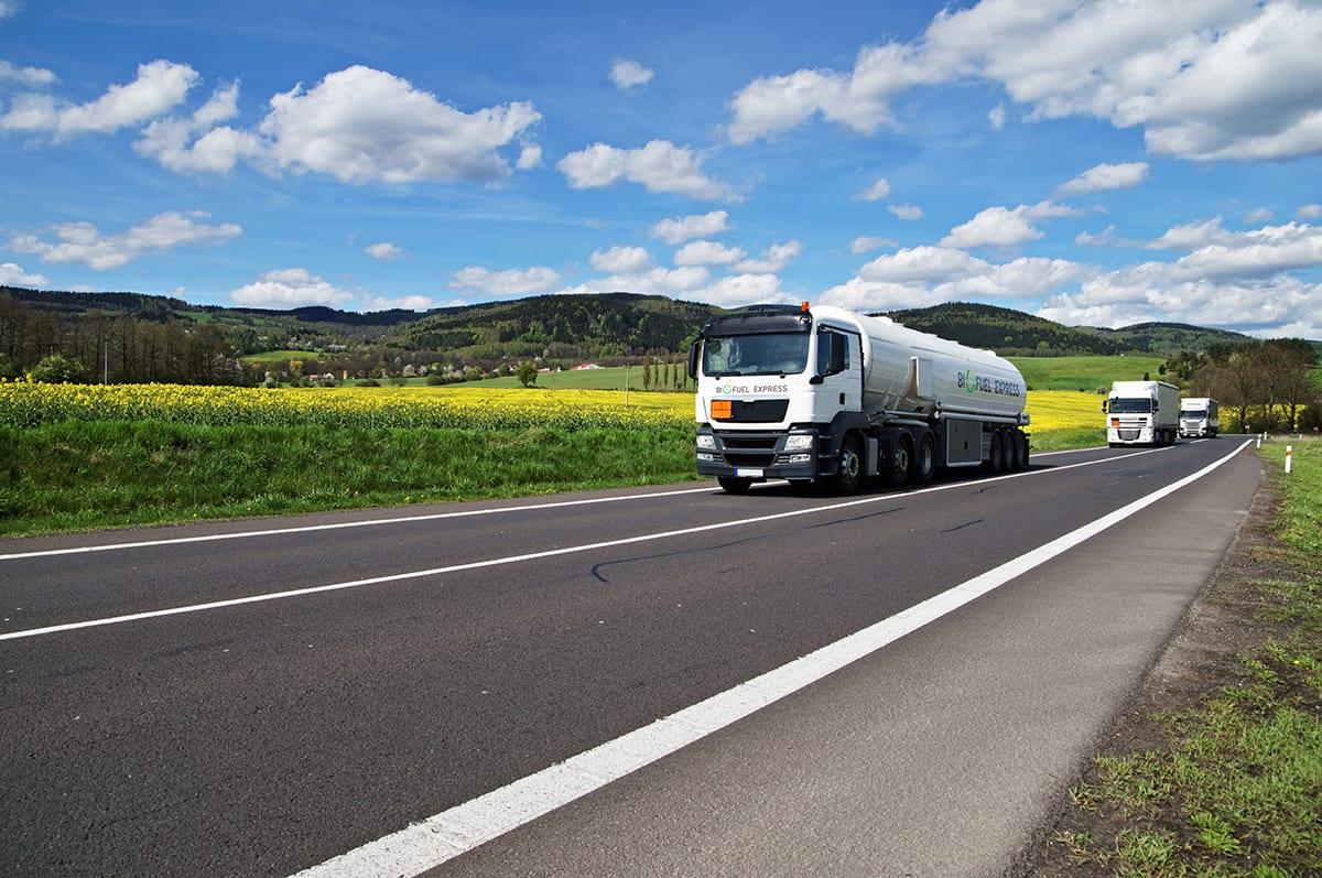 Biofuel Express tanker