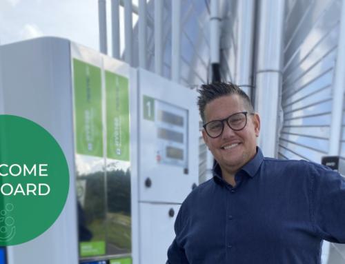 Ny Account Manager til Biofuel Express i Sverige