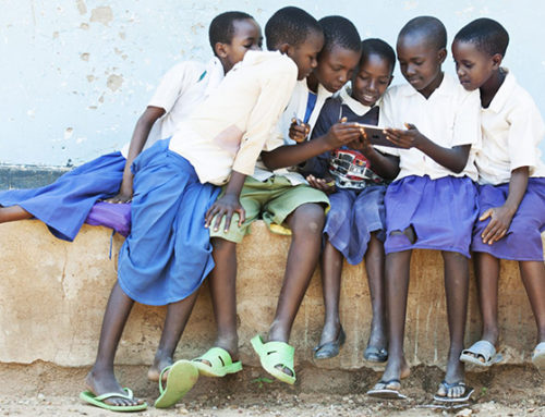 At opkoble det frakoblede – Missionen om at udbrede internettet på bæredygtig vis
