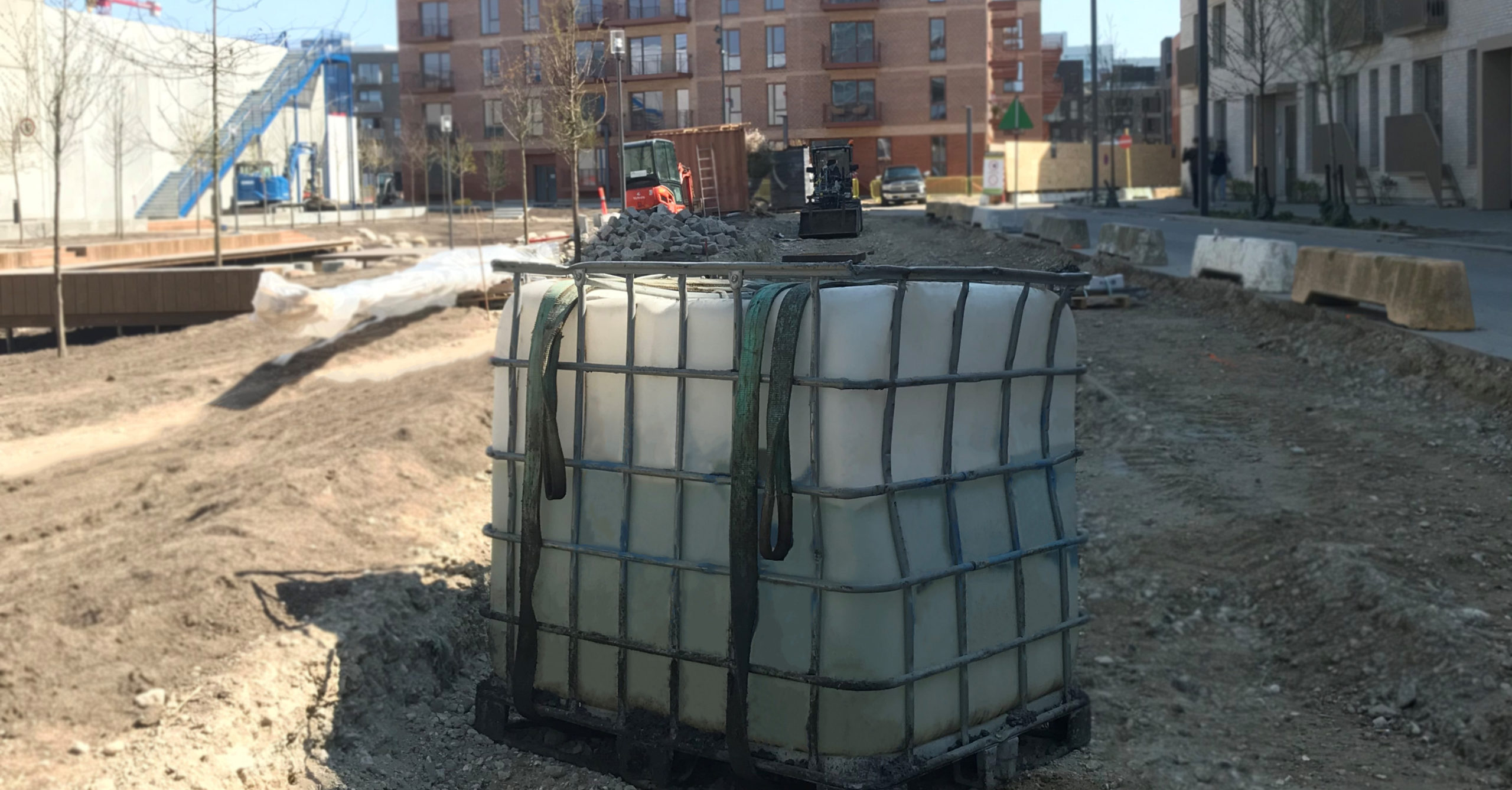 IBC tank
