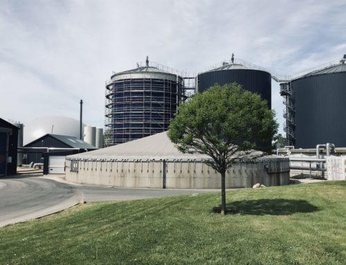 Lancering af biogas som en del af produktporteføljen