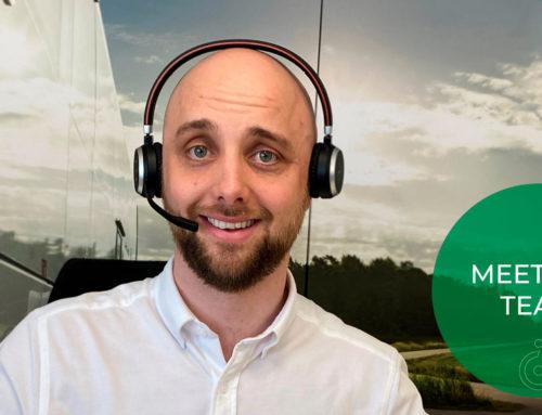 Möt Jacob Nilsson – Key Account Manager i Sverige