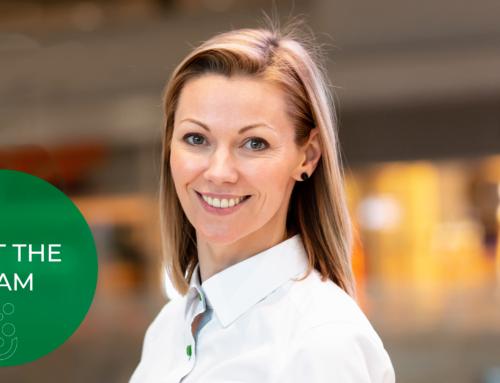 Möt Liene Norberg – Strategisk Account Manager i Sverige