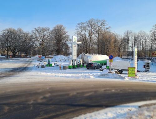 Mariestad får Biofuel Express-station med gröna och fossilfria produkter