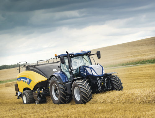 New Holland approves HVO – the path to fossil free agriculture with the latest engine and fuel technology