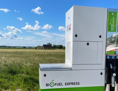 Skattebefrielse för flytande biobränslen fortsätter i Sverige