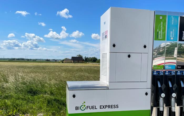 Biobränsle skattebefrielse