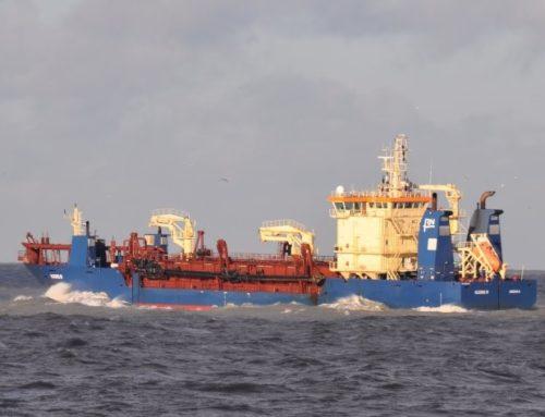 Rohde Nielsens skib: Njord R. Anvender HVO100 på sine hjælpemotorer til gavn for klimaet
