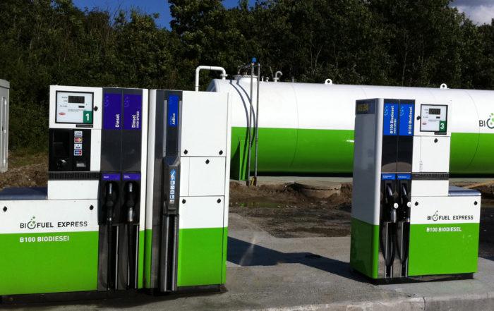 Service Biofuel Express