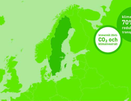 Biobränslen är viktiga för att Sverige ska uppnå sina klimatmål