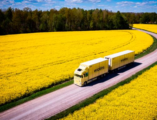 Widéns Åkeris erfaringer med Neste MY Renewable Diesel