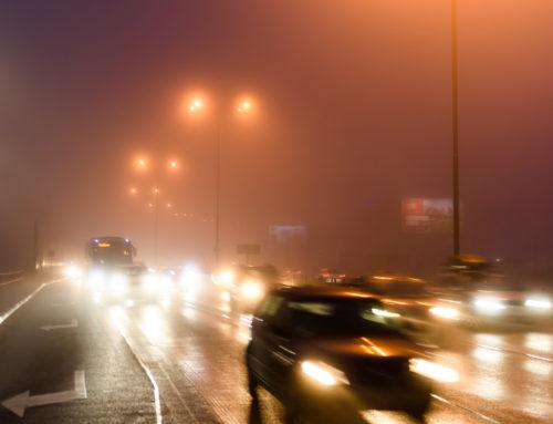 Bland miljöproblemen är det luftförorening som orsakar flest dödsfall